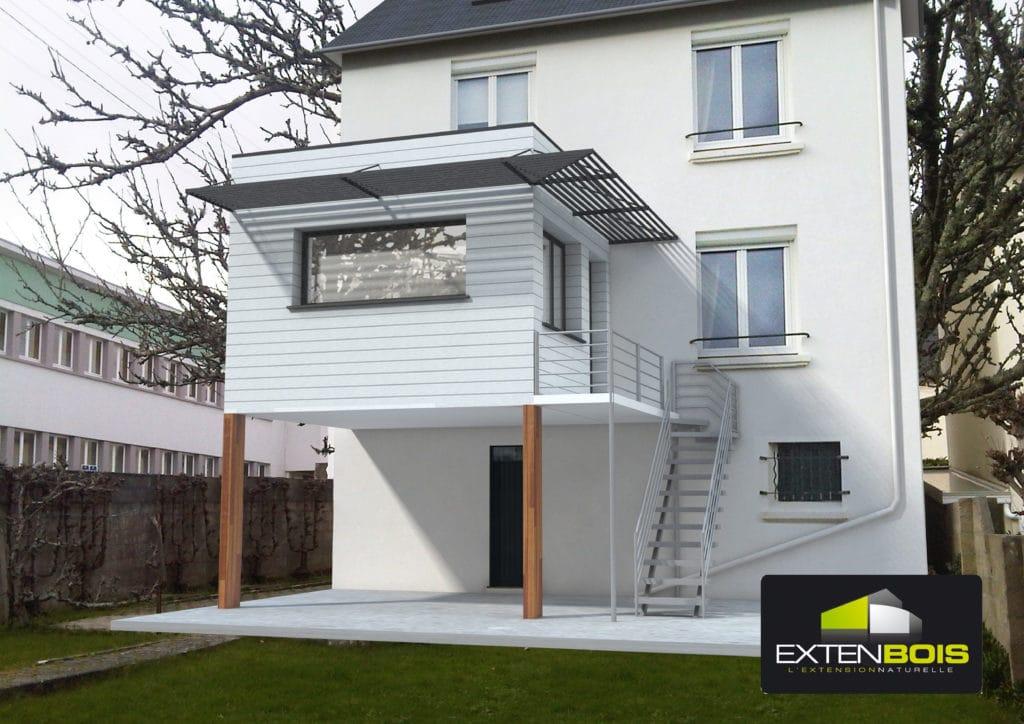 extension bois archives extenbois l extension bois pour agrandir votre maison. Black Bedroom Furniture Sets. Home Design Ideas