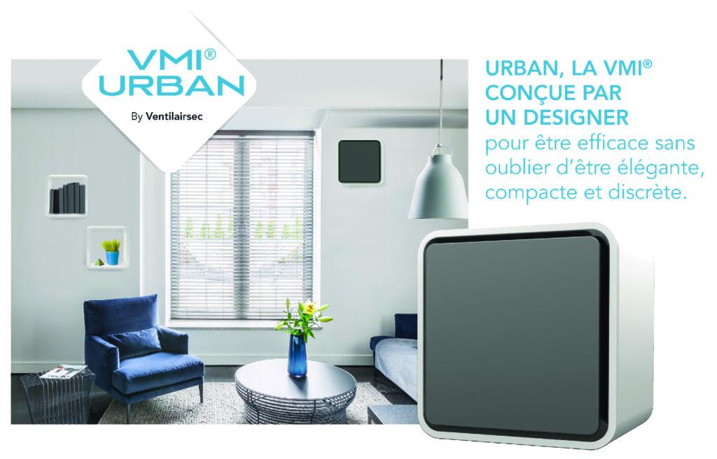 qualit de l 39 air la ventilation urban pour allier efficacit discr tion et design dans votre. Black Bedroom Furniture Sets. Home Design Ideas