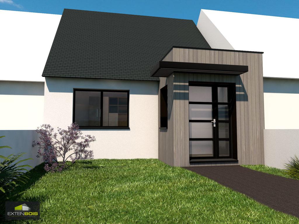 Extension maison à Fouesnant : agrandir une maison de ...