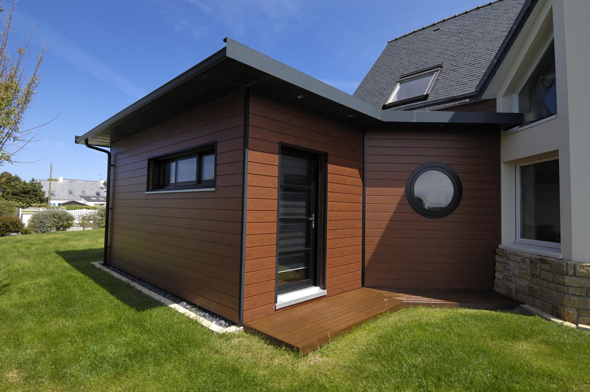 ai je le droit de faire construire une extension bois extenbois l extension bois pour. Black Bedroom Furniture Sets. Home Design Ideas