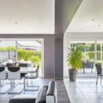 Une extension qui s'intègre parfaitement à la maison