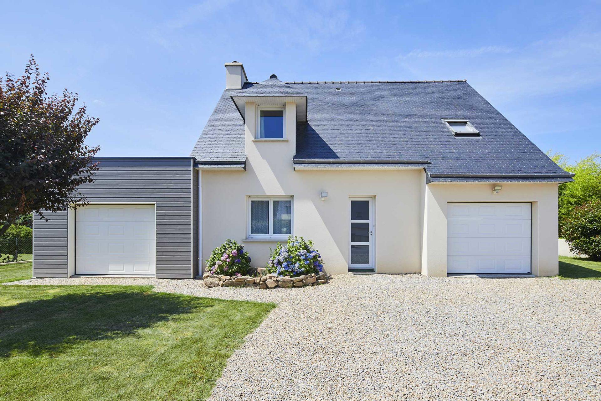 Devis Extension Maison à Saintes ▷ Agrandissement Bois, Acier, Parpaing