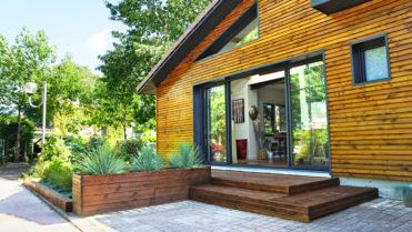 Extensions en bois à Toulouse