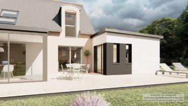 projet extension salon