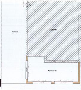 Plan-extension-maison